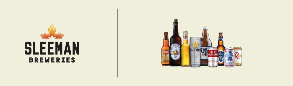 Sleeman Breweries - EN