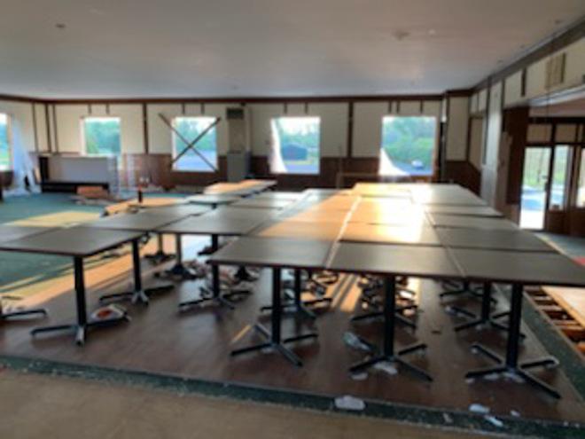 4 Person Square Tables